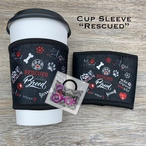 Rescued Cup Sleeve